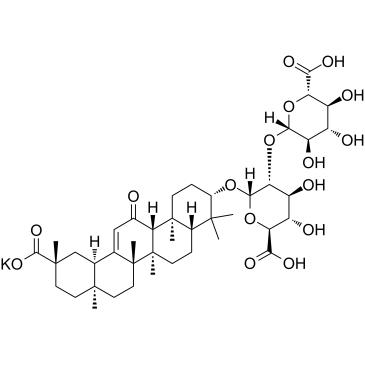 Glycyrrhizic Acid Dipotassium Salt Hydrate