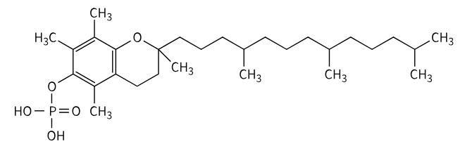 トコフェリルリン酸塩