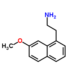 2-(7-メトキシナフタレン-1-イル)エタンアミン