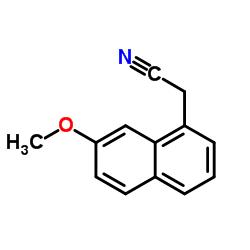 7-メトキシ-1-ナフチルアセトニトリル
