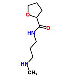 N-[3-(methylamino)propyl]oxolane-2-carboxamide