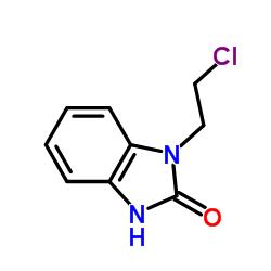 3-(2-chloroethyl)-1H-benzimidazol-2-one