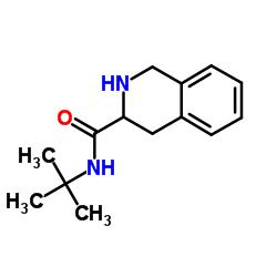 (S)-N-(tert-Butyl)-1,2,3,4-tetrahydroisoquinoline-3-carboxamide