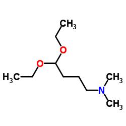 4,4-Diethoxy-N,N-dimethyl-1-butanamine