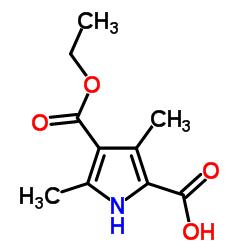 4-(Ethoxycarbonyl)-3,5-Dimethyl-1H-Pyrrole-2-Carboxylic Acid