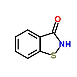 benzo[d]isothiazol-3-one