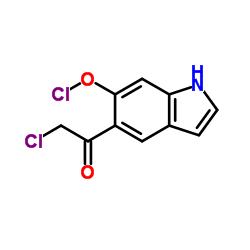 5-Chloroacetyl-6-chlorooxindole