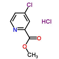 4-クロロピリジン-2-カルボン酸メチル、塩酸塩