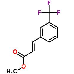 Methyl (2E)-3-[3-(trifluoromethyl)phenyl]acrylate
