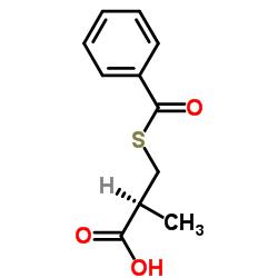 (S)-(-)-3-(Benzoylthio)-2-methylpropanoic acid
