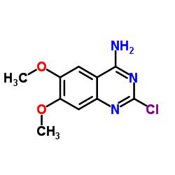 2-Chloro-6,7-dimethoxyquinazolin-4-amine