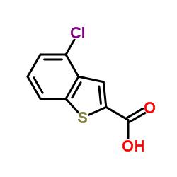 4-クロロ-1-ベンゾチオフェン-2-カルボン酸