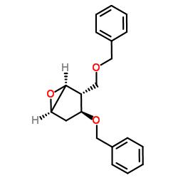 (1S,2R,3S,5R)-3-phenylmethoxy-2-(phenylmethoxymethyl)-6-oxabicyclo[3.1.0]hexane