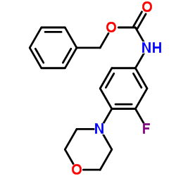 N-ベンジルオキシカルボニル-3-フルオロ-4-モルホリノアニリン