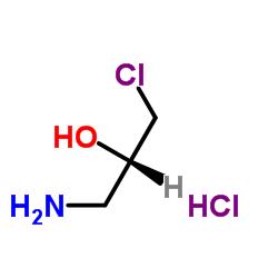 (2S)-1-Amino-3-chloro-2-propanol hydrochloride