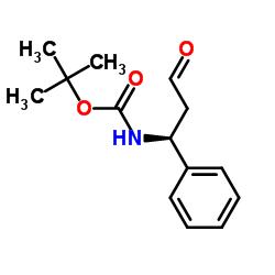 N-Boc-(3S)-3-フェニル-3-アミノプロピオンアルデヒド