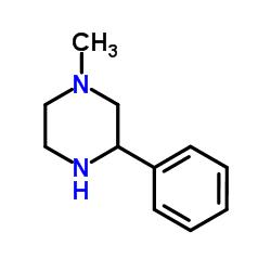 1-メチル-3-フェニルピペラジン