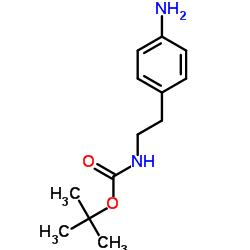 tert-Butyl 4-aminophenethylcarbamate