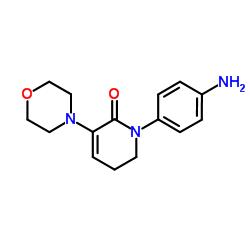 1-(4-aminophenyl)-3-morpholino-5,6-dihydropyridin-2(1H)-one