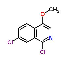 1,7-dichloro-4-methoxy-isoquinoline