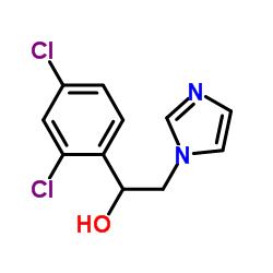 α-(2,4-Dichlorophenyl)-1H-imidazole-1-ethanol