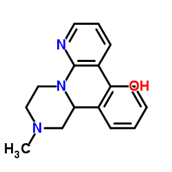2-(4-Methyl-2-phenyl-1-piperazinyl)-3-pyridinemethanol