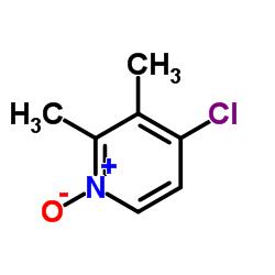 4-クロロ-2,3-ジメチルピリジン1-オキシド
