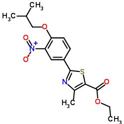 ethyl 4-methyl-2-[4-(2-methylpropoxy)-3-nitrophenyl]-1,3-thiazole-5-carboxylate