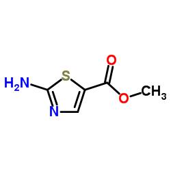 Methyl 2-aminothiazole-5-carboxylate
