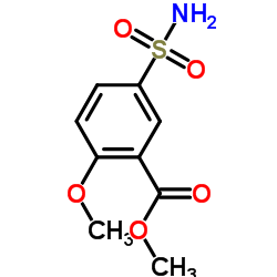 Methyl 2-methoxy-5-sulfamoylbenzoate