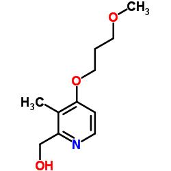 [4-(3-methoxypropoxy)-3-methylpyridin-2-yl]methanol