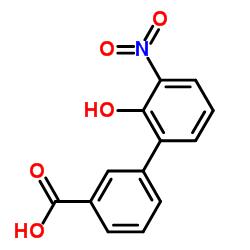 3-(2-hydroxy-3-nitrophenyl)benzoic acid
