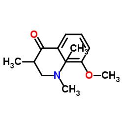 3-(ジメチルアミノ)-1-(3-メトキシフェニル)-2-メチルプロパン-1-オン
