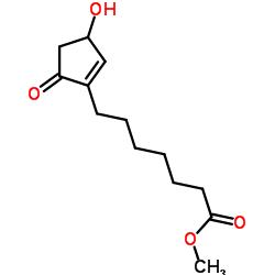 Methyl 7-(3-hydroxy-5-oxo-1-cyclopenten-1-yl)heptanoate
