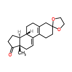 Estra-5(10),9(11)-diene-3,17-dione 3-Ethylene Ketal