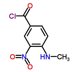 4-(methylamino)-3-nitrobenzoyl chloride