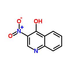 3-ニトロ-4-ヒドロキシキノリン