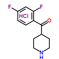 4-(2,4-Difluorobenzoyl)-piperidine hydrochloride