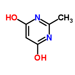 4,6-Dihydroxy-2-methylpyrimidine