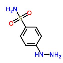 4-Sulfonamide-phenylhydrazine hydrochloride