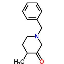 1-ベンジル-4-メチルピペリジン-3-オン
