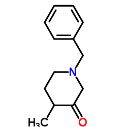 1-benzyl-4-methylpiperidin-3-one