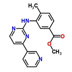 4-メチル-3-((4-(ピリジン-3-イル)ピリミジン-2-イル)アミノ)安息香酸メチル