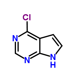 4-クロロ-6,7-ジヒドロ-5H-ピロロ[2,3-d]ピリミジン