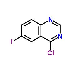 4-クロロ-6-ヨードキナゾリン