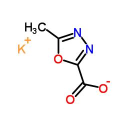 potassium,5-methyl-1,3,4-oxadiazole-2-carboxylate