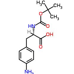 4-Amino-N-Boc-L-Phenylalanine