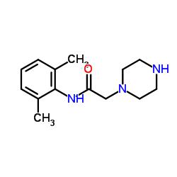 N-(2,6-Dimethylphenyl)-2-piperazin-1-ylacetamide