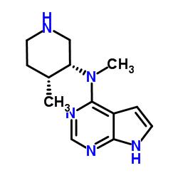 N-メチル-N-[(3R、4R)-4-メチルピペリジン-3-イル] -7H-ピロロ[2,3-d]ピリミジン-4-アミン
