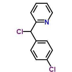 2-(クロロ(4-クロロフェニル)メチル)ピリジン
